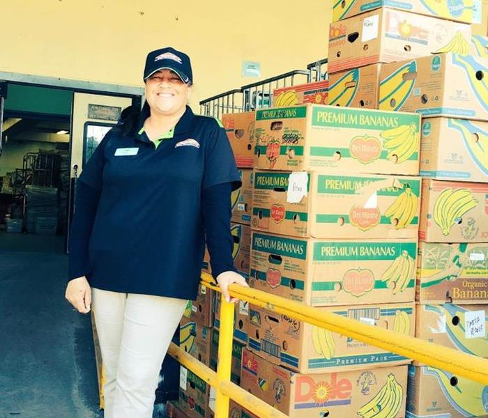SERVPRO supports USPS National Stamp Out Hunger Food Drive