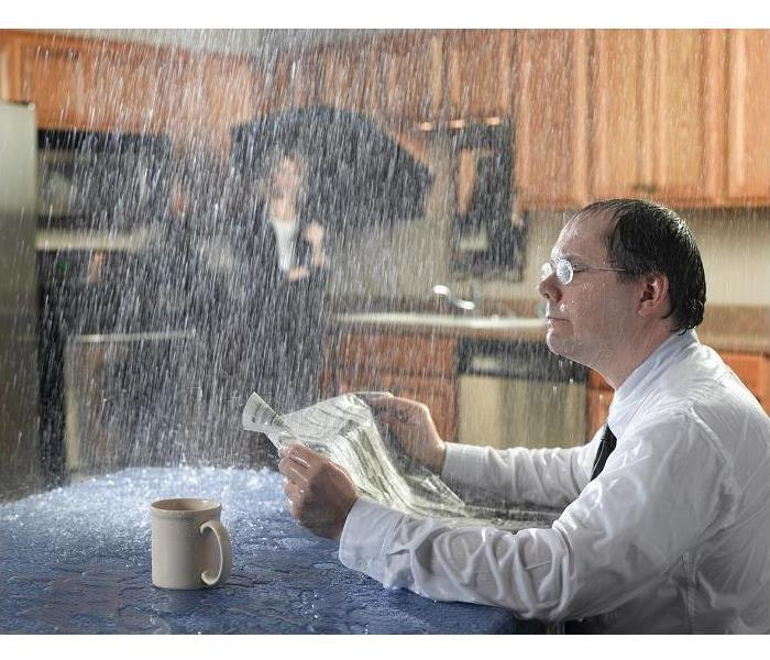 Why SERVPRO How Water Damages Your Oakland Home