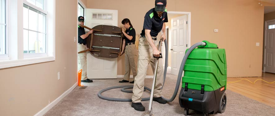 San Leandro, CA residential restoration cleaning